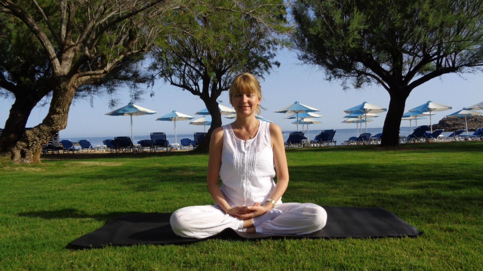 La meditación siempre es buena para nuestra salud física y mental. Foto: Kerstin Leppert