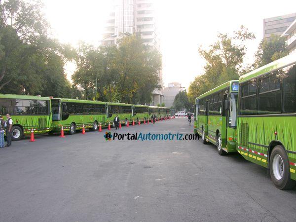 Circuito Bicentenario Expreso : Inicia operaciones el servicio expreso circuito