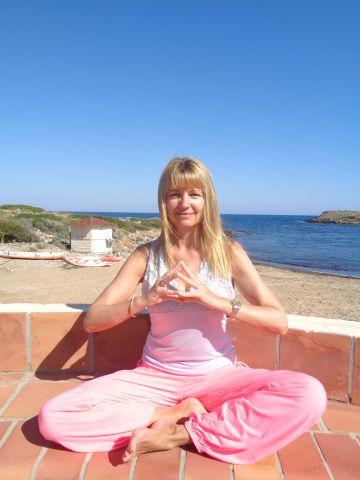"""Kerstin Leppert, autora del libro """"Meditaciones instantáneas"""". Foto cortesía de la autora"""