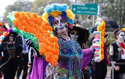 Catrinas Y Calaveras Entre Los Atractivos Del Desfile De Día De