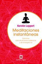 Libro Meditaciones instantáneas 2021