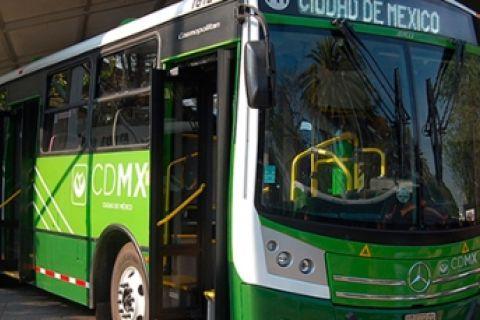 Circuito Bicentenario Expreso : Implementa ssc policía de transporte en autobuses m del circuito