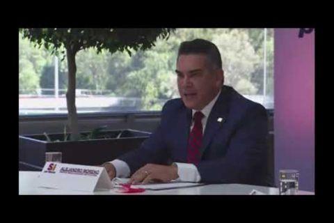 Embedded thumbnail for Alejandro Moreno convoca a dejar de lado la polarización y trabajar en proyectos por un mejor México
