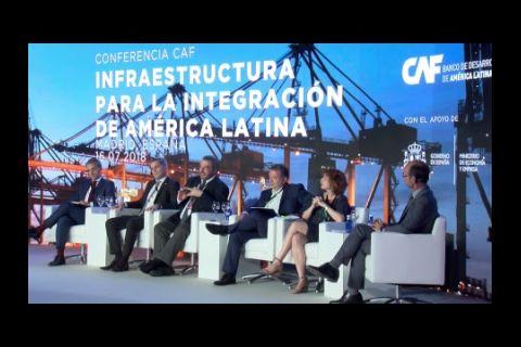 Embedded thumbnail for El impulso a las inversiones en infraestructura y logística