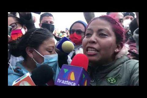 Embedded thumbnail for Vecinos y usuarios del metro mexicano presagiaban accidente que deja más de 20 muertes