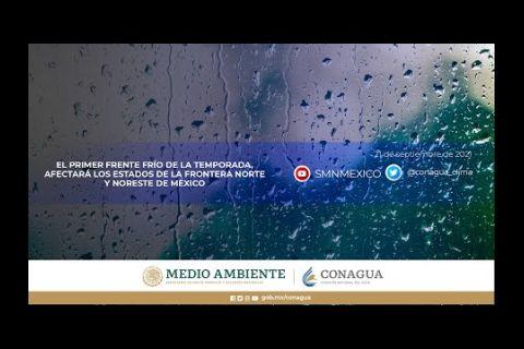 Embedded thumbnail for Pronóstico del Tiempo 21 de septiembre de 2021