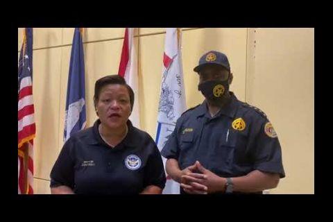 Embedded thumbnail for Ida mantiene el peligro como tormenta tropical tras devastar Luisiana
