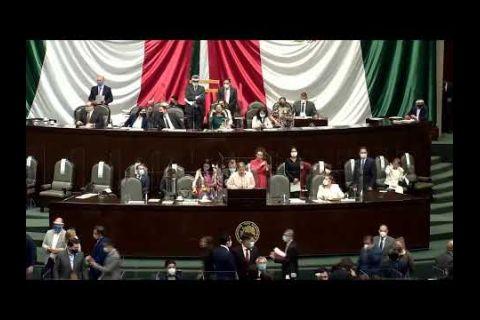Embedded thumbnail for  Sesión de Congreso General y recepción del Segundo Informe de Gobierno