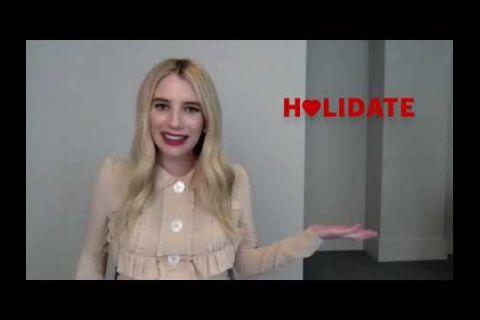 Embedded thumbnail for Holidate, una comedia de Netflix protagonizada por Emma Roberts