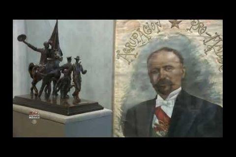 Embedded thumbnail for López Obrador y Fernández homenajean al expresidente mexicano Madero