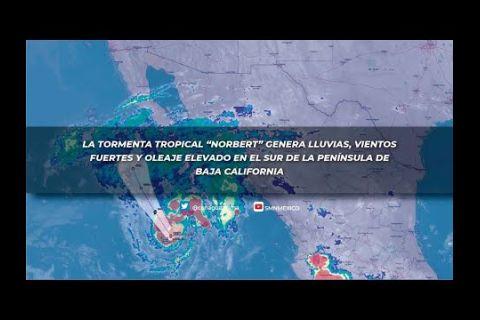 Embedded thumbnail for Pronóstico del Tiempo 14 de octubre de 2020