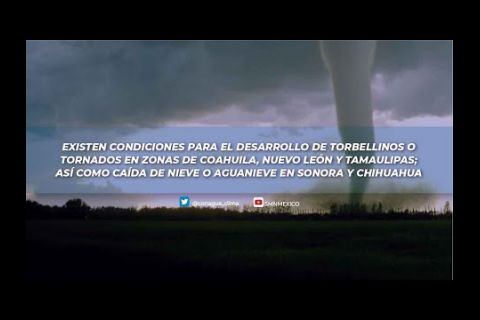 Embedded thumbnail for Pronóstico del Tiempo 28 de abril de 2021
