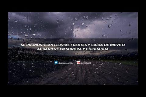 Embedded thumbnail for Pronóstico del Tiempo 21 de enero de 2021
