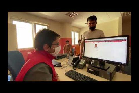 Embedded thumbnail for Los refugiados afganos encuentran una Turquía cada vez más blindada