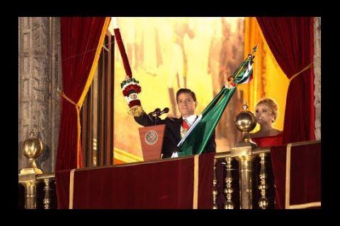 Embedded thumbnail for   Ceremonia Conmemorativa del Grito de Independencia