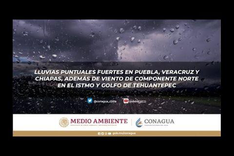 Embedded thumbnail for Pronóstico del Tiempo 18 de enero 2021
