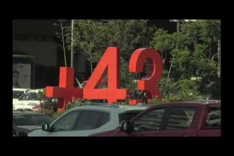 Embedded thumbnail for Familiares de desaparecidos marchan en Ciudad de México para exigir su búsqueda