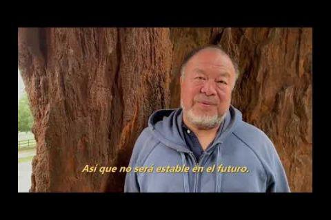 Embedded thumbnail for Weiwei denuncia en Oporto el impacto del cambio climático
