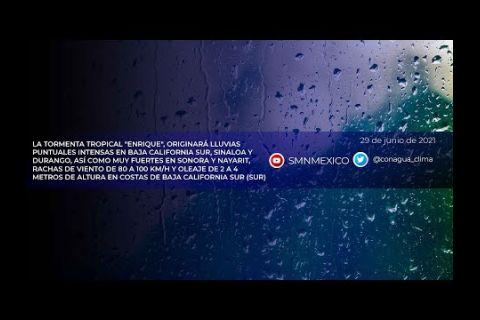 Embedded thumbnail for Pronóstico del Tiempo 29 de junio de 2021