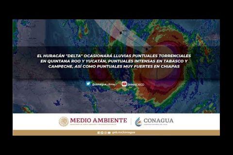 Embedded thumbnail for Pronóstico del Tiempo 7 de octubre de 2020