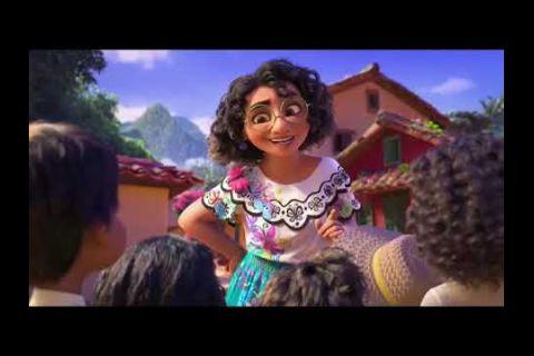 """Embedded thumbnail for Disney muestra el primer tráiler de su viaje a Colombia con """"Encanto"""""""