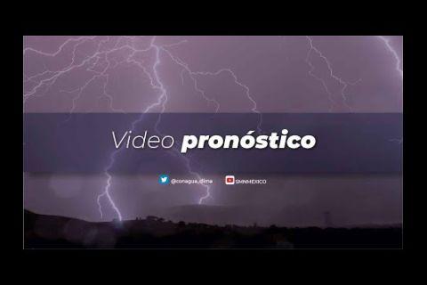 Embedded thumbnail for Pronóstico del Tiempo 19 de mayo de 2021