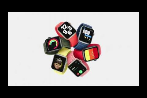 Embedded thumbnail for Apple renueva su reloj inteligente y el iPad, pero el iPhone deberá esperar