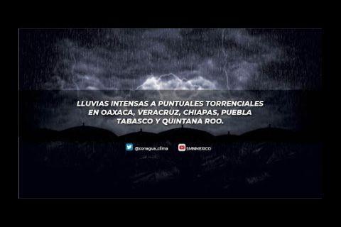 Embedded thumbnail for Pronóstico del Tiempo 18 de noviembre de 2020