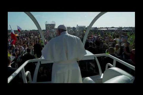 Embedded thumbnail for El papa concluyó, en plena forma, el viaje a Eslovaquia con una misa masiva