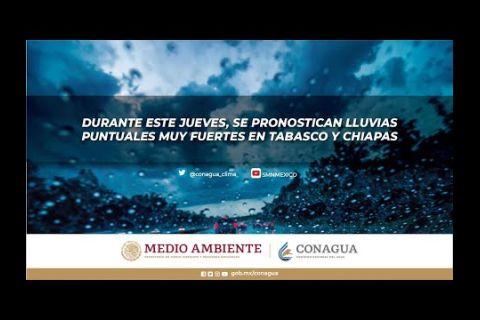 Embedded thumbnail for Pronóstico del Tiempo 8 de octubre de 2020