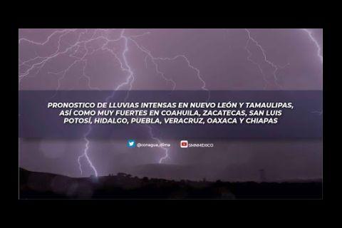 Embedded thumbnail for Pronóstico del Tiempo 30 de abril de 2021