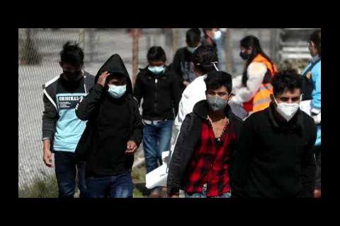 Embedded thumbnail for México ha deportado a 2,731 personas a Guatemala en 2021