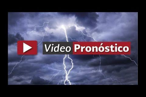 Embedded thumbnail for Pronóstico del Tiempo 15 de febrero de 2018
