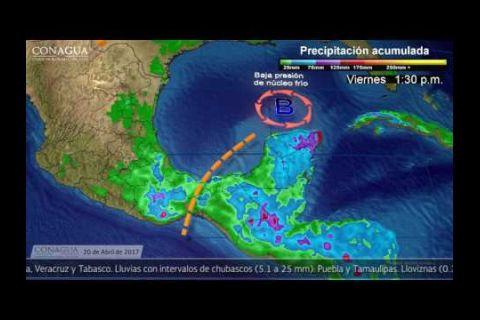 Embedded thumbnail for Pronóstico del Tiempo 20 de abril de 2017