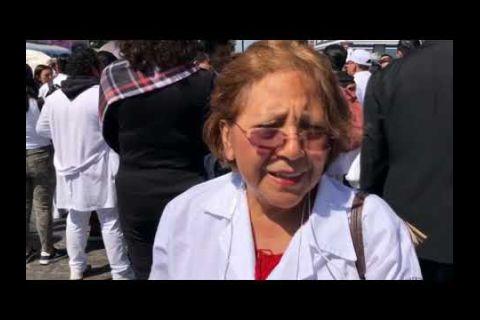Embedded thumbnail for Al menos 5,000 estudiantes exigen justicia tras muerte de universitarios colombianos en México