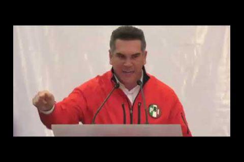Embedded thumbnail for Asegura Alejandro Moreno espacios de participación política a quienes luchan por el campo