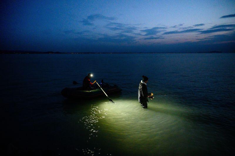 Competición de pesca de boilies 01 071021