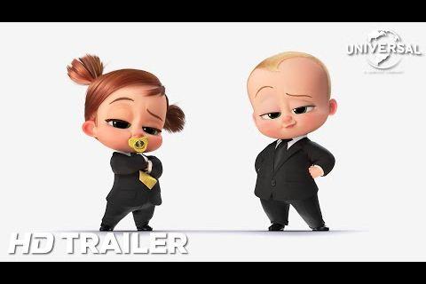 Embedded thumbnail for Hoy - y siempre - toca...¡Cine!  Un Jefe en Pañales 2: Negocios de Familia