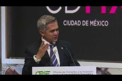 Embedded thumbnail for PRESENTACIÓN DE LA OFICINA DE SUSTENTABILIDAD ENERGÉTICA