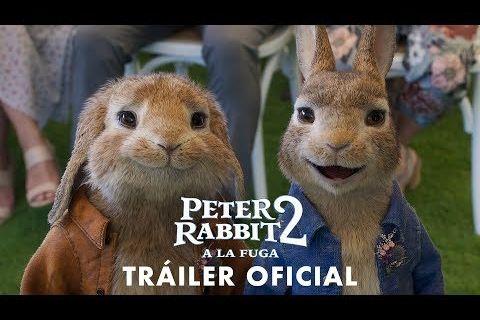 Embedded thumbnail for Hoy-y siempre-toca...¡Cine! Peter Rabbit Conejo en Fuga