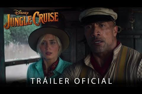 Embedded thumbnail for Hoy - y siempre - toca...¡Cine! Jungle Cruise