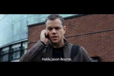 Embedded thumbnail for Hoy -y siempre- toca... ¡Cine! Jason Bourne