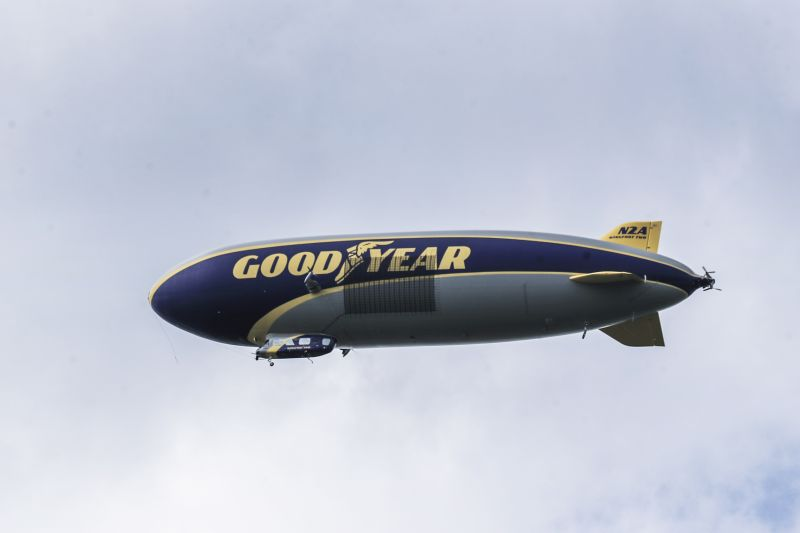 Goodyear Blimp Wingfoot Two - 090521
