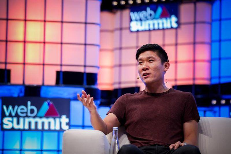 En la imagen, el co-fundador de Patreon, Sam Yam.