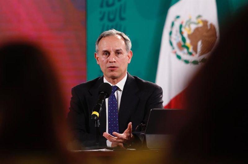El subsecretario de Salud y estratega del Gobierno de México contra la covid-19, Hugo López-Gatell.