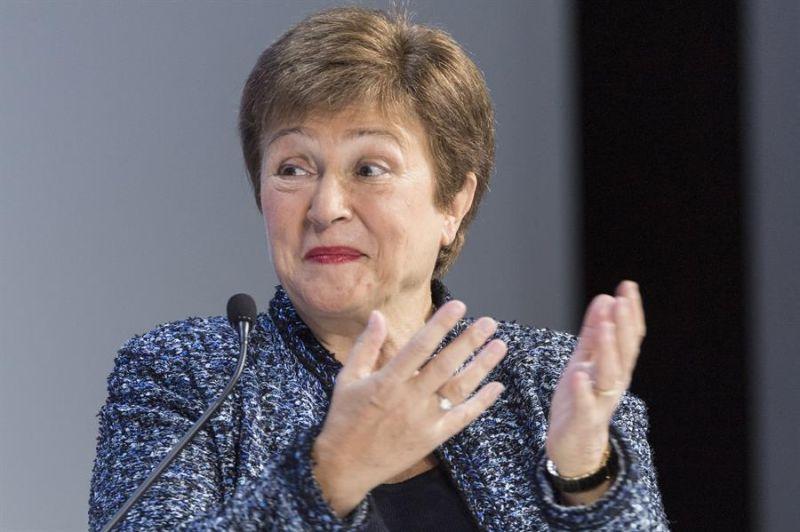 La directora general del Fondo Monetario Internacional (FMI), Kristalina Georgieva.