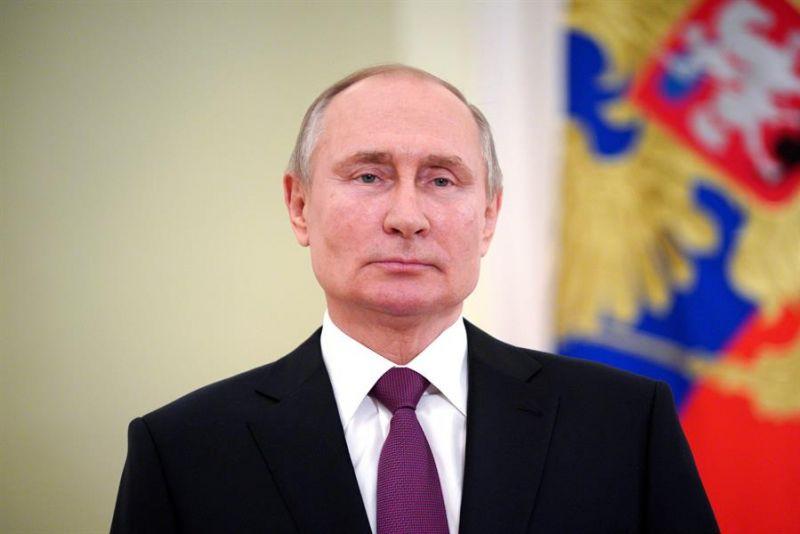 Vladímir Putin - 2021
