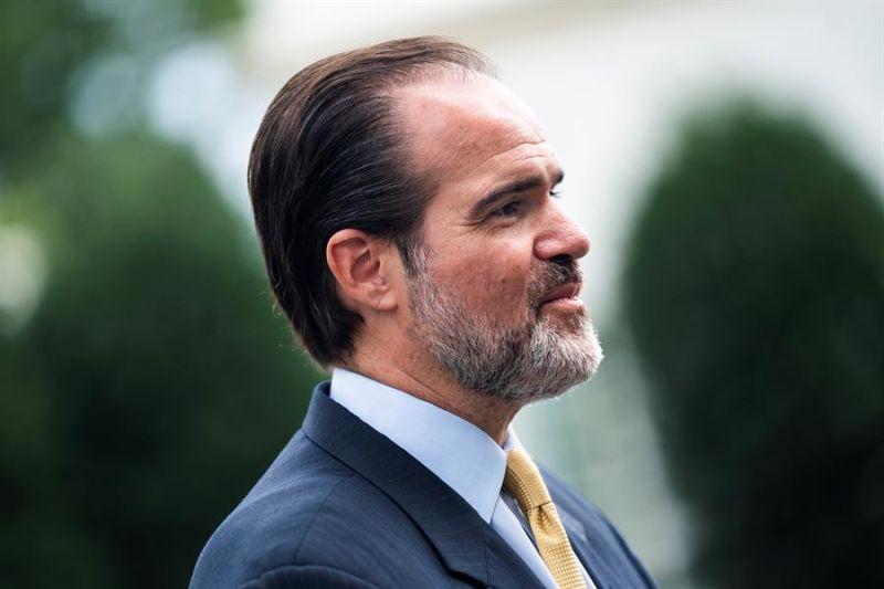 En la imagen, Mauricio Claver-Carone, presidente del Banco Interamericano de Desarrollo (BID)