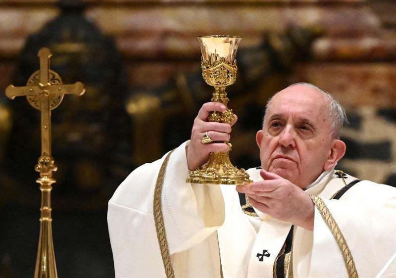 Papa Francisco 040221