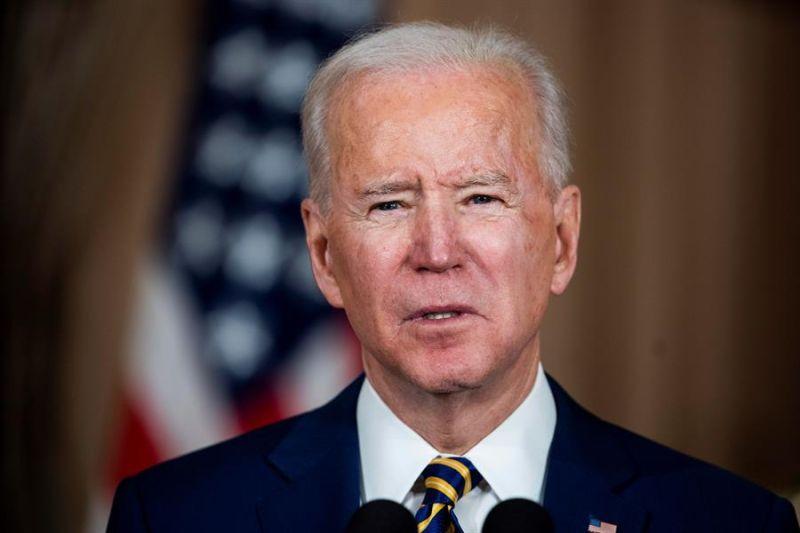En la imagen, el presidente de EE.UU., Joe Biden. 050221